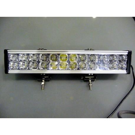 Barre 24 LED droit Magnum