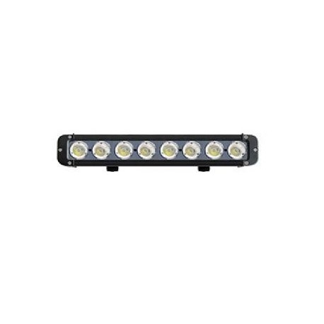 Barre 8 LEDs 80 Watts combo