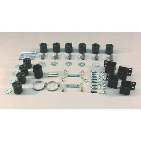 Suzuki Samurai Kit Body Lift Trailmaster +50mm