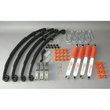 Suzuki Samurai Essence Kit suspension Trail Master +80mm