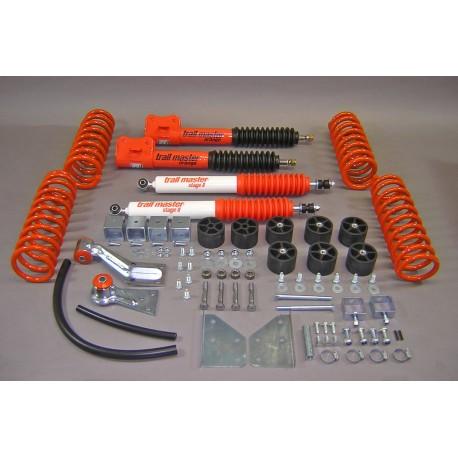 Suzuki Vitara 3p Kit suspension Trail Master +100mm