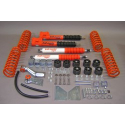 Suzuki Vitara 3p Kit suspension Trail Master +100mmDiesel et V6