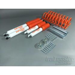 Nissan Terrano 2 Kit suspension Trail Master +50/80mm (S47329)