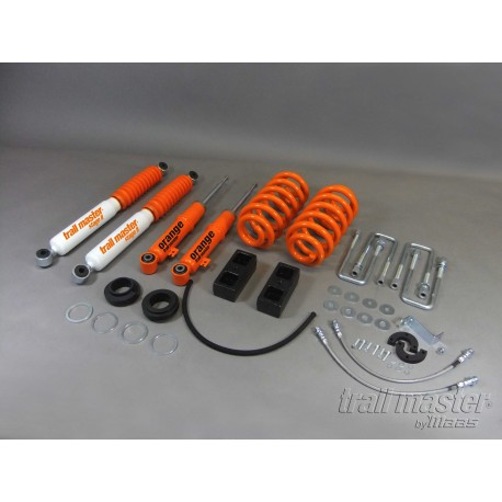 Mitsubishi L200 KB4T 2006 Kit suspension +50/50mm Trail Master