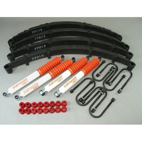 Toyota BJ/FJ 42 Kit suspension Trail Master +60mm