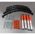 Toyota BJ70/71/73 Kit suspension Trail Master +70mm