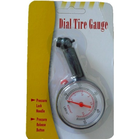 Jauge de pression pneu