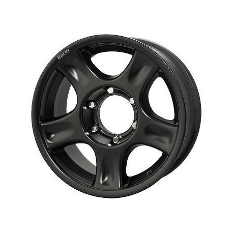 RACER NOIR - 7 x 16 - 5 x 150 - Dep 15