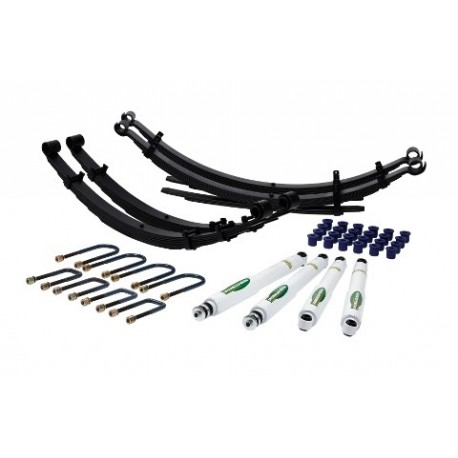 HiLux (de 11/1983 à 11/1997) - Medium - Suspension Ironman pour Toyota