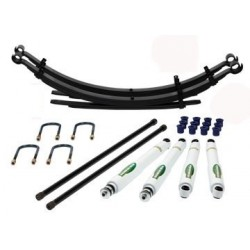 HiLux D4D (de 08/1988 à 1994 et 1999 si barre torsion) - Suspension Ironman pour Toyota