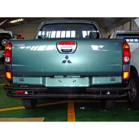 L200 (de 2006 à 2010) arrière - Pare-choc pour Mitsubishi