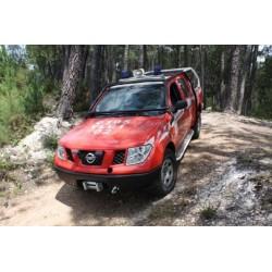 D40 avant - Pare-choc pour Nissan