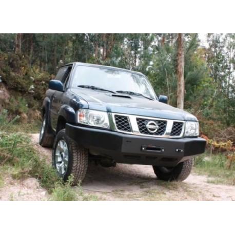 Patrol GR Y61 avant - Pare-choc pour Nissan